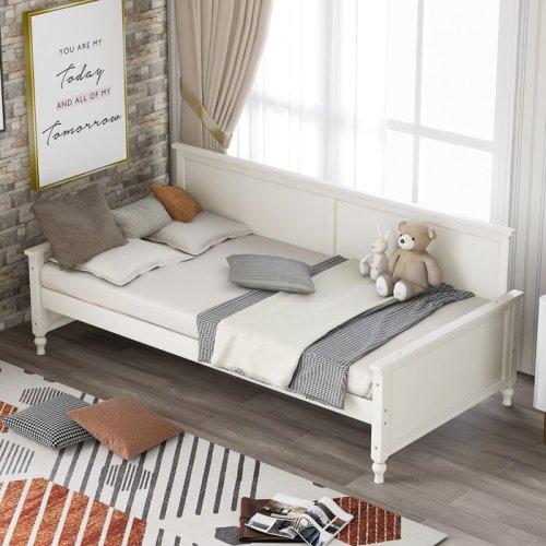 Sofa Bed Kayu Minimalis Domanico