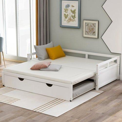 Sofa Bed Kayu Ricci Minimalis