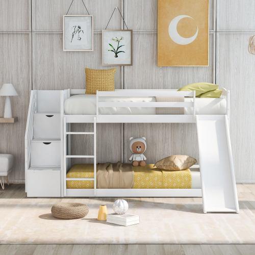 Tempat Tidur Anak Susun 2 Mahia