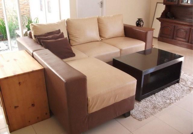 Sofa Minimalis Bentuk L Model Untuk Ruang Tamu Kecil
