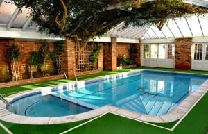 19 desain gambar kolam renang minimalis modern terbaru 2018