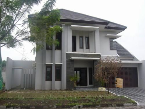 Desain Rumah Minimalis 2 Lantai Sederhana dan Modern 9 - 30 Desain Rumah Minimalis 2 Lantai Sederhana dan Modern Terbaru