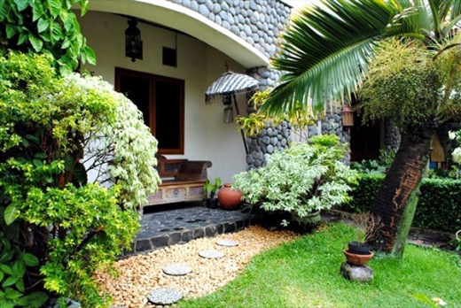 Gambar Teras Rumah Minimalis Asri Dan Sejuk