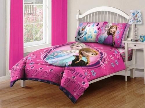 Kamar Tidur Anak Perempuan Sederhana Karakter - 22 Desain Kamar Tidur Anak Perempuan Sederhana