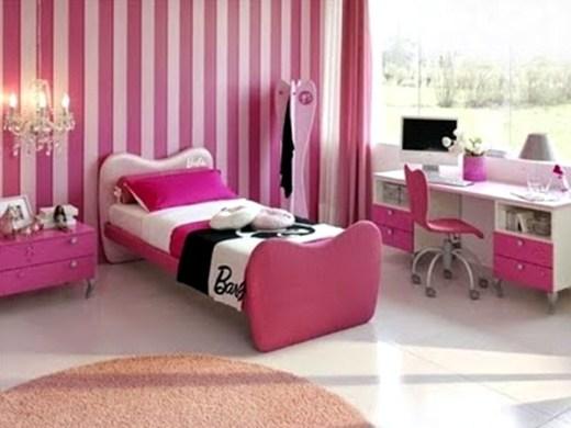 Warna Cat Kamar Tidur untuk Anak Perempuan 4
