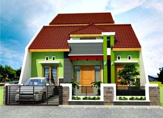 Warna Cat Rumah yang Baik Menurut Islam 4 - Ketahui Warna Cat Rumah yang Baik Menurut Islam Bagian Luar
