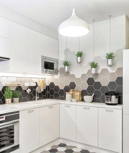 Desain Dapur Minimalis Ukuran 2x2 dan 2x3 Meter 15 - 15 Desain Dapur Kecil Ukuran 2x2 Meter yang Bagus