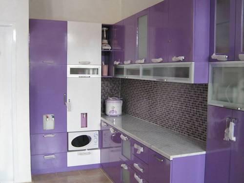 Desain Dapur Minimalis Ukuran 2x2 dan 2x3 Meter 7