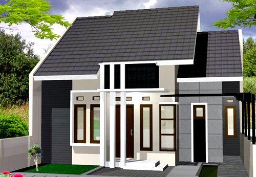 Desain Rumah Minimalis 1 Lantai Mewah 3 - 21 Desain Rumah Mewah 1 Lantai Modern Terbaru 2018