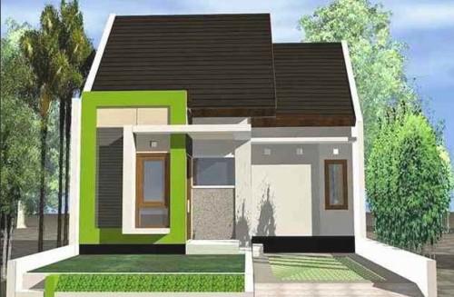 Desain Rumah Minimalis Type 45 Modern 2 - 20+ Desain Rumah Minimalis Type 45 Modern Terbaru 2018
