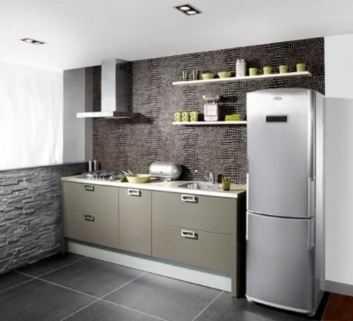 Desain Dapur Minimalis Kecil Tanpa Kichen Set Rumah Bagus Minimalis