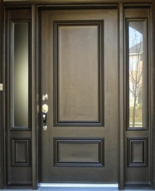 Model Pintu Minimalis Elegan Terlengkap 4 - Tips Memilih Pintu Rumah Minimalis & 50++ Contoh Desain.