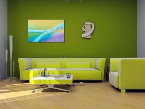 Warna Cat Ruang Tamu Minimalis yang Bagus 11 - 18 Warna Cat Ruang Tamu Minimalis yang Bagus Terbaru