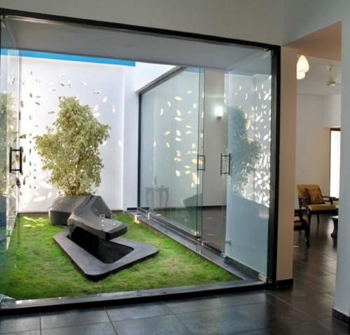 Desain Taman Minimalis Belakang Rumah 4 - 23 Desain Taman Minimalis Depan dan Belakang Rumah Terbaik