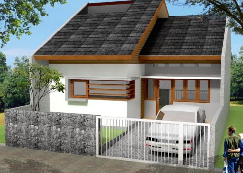 Model Atap Rumah Minimalis Bagian Depan 1 - 21 Model Atap Rumah Minimalis Bagian Depan Terbaru 2018