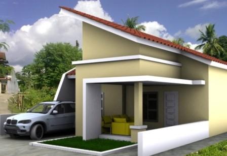 Model Atap Rumah Minimalis Bagian Depan 8 - 21 Model Atap Rumah Minimalis Bagian Depan Terbaru 2018