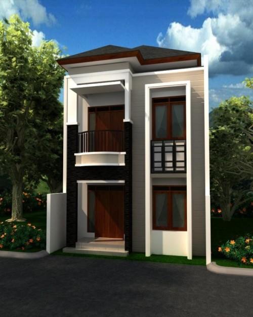 Rumah Minimalis 2 Lantai Tapi Mewah - 22 Gambar Rumah Mewah Minimalis 2 Lantai Terbaru 2018