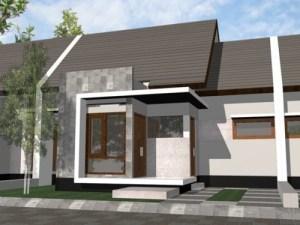 5 tips desain rumah depan yang sederhana dan elegan