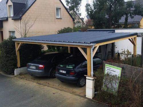 Contoh Garasi Mobil Minimalis Terbaru 2 - 23 Desain Garasi Mobil Rumah Minimalis Kecil Terlengkap 2018