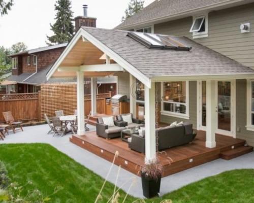 Model Teras Rumah Mewah 13 - 19 Model Teras Rumah Mewah Cantik Nan Modern Terbaru 2018