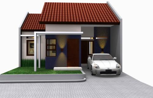 esain Garasi Mobil Rumah Minimalis 3 - 23 Desain Garasi Mobil Rumah Minimalis Kecil Terlengkap 2018
