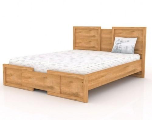 Model Tempat Tidur Kayu Jati Minimalis Modern