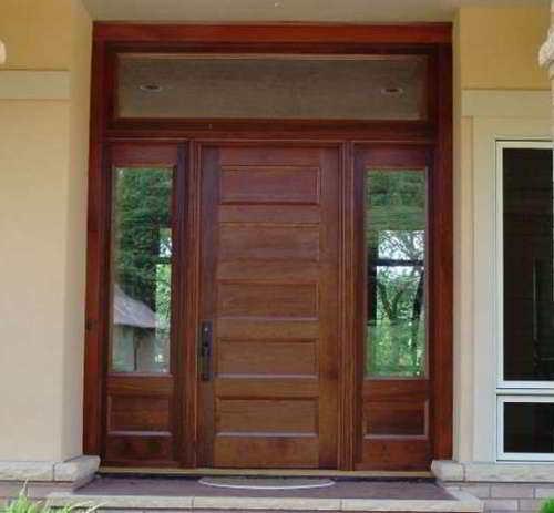 Kombinasi Warna Cat Kusen Pintu Jendela Rumah 1 - Tips Memilih Pintu Rumah Minimalis & 50++ Contoh Desain.