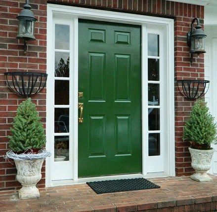 Kombinasi Warna Cat Kusen Pintu Jendela Rumah