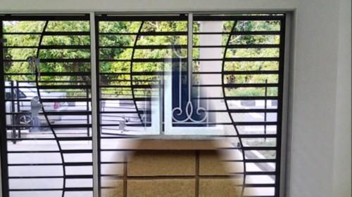 Teralis Jendela Minimalis 5 - 21 Model Teralis Jendela Minimalis Modern yang Berkualitas