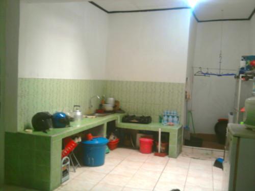 Desain Dapur Minimalis Kecil Tanpa Kitchen Set