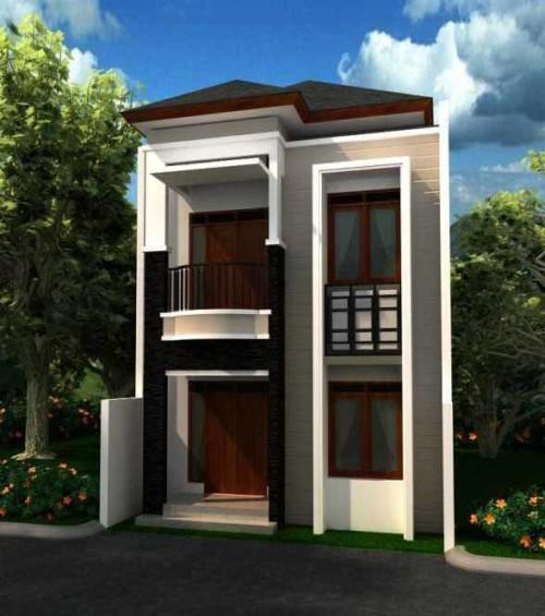 Desain Rumah Minimalis Type 21 Kecil dan Mungil 6 - 16 Desain Rumah Minimalis Type 21 Kecil dan Mungil