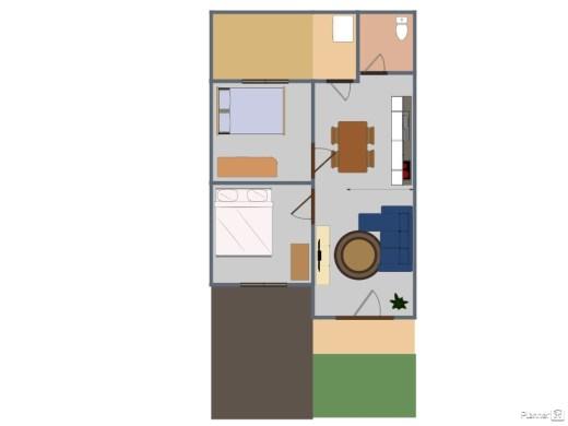desain rumah 2D - 7 Langkah Mudah Buat Sendiri Denah Rumah Minimalis