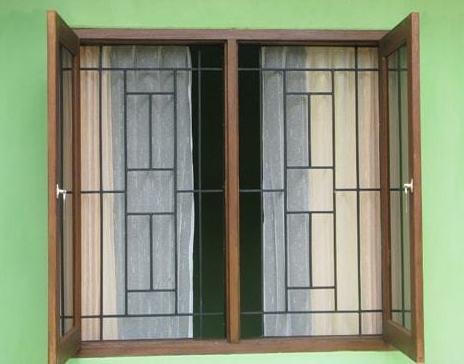teralis jendela rumah terbaru - Model Teralis Jendela Rumah Minimalis Modern Terbaru 2019