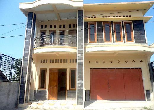 rumah toko 2 lantai 2 muka - Tips Desain Rumah dan Toko dalam Satu Bangunan 2019