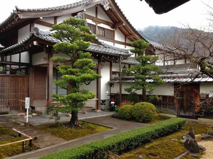 rumah pedesaan jepang - 17+ Desain Rumah Minimalis dengan Konsep  Jepang Paling Menarik