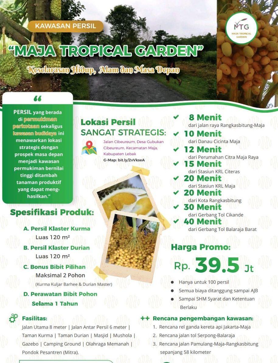 Maja Tropical Garden