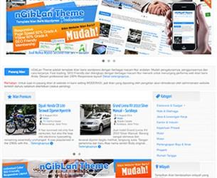 Jasa Pembuatan Website NGiklan Baris