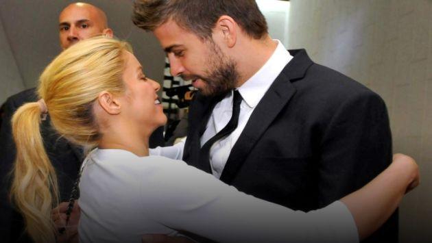 Piqué confiesa que se casará con Shakira