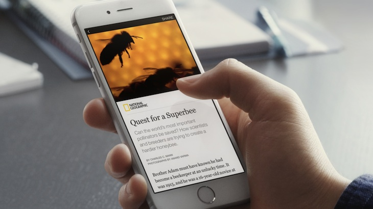 Facebook lanza extensión al SDK de Artículos Instantáneos para soportar AMP y Apple News