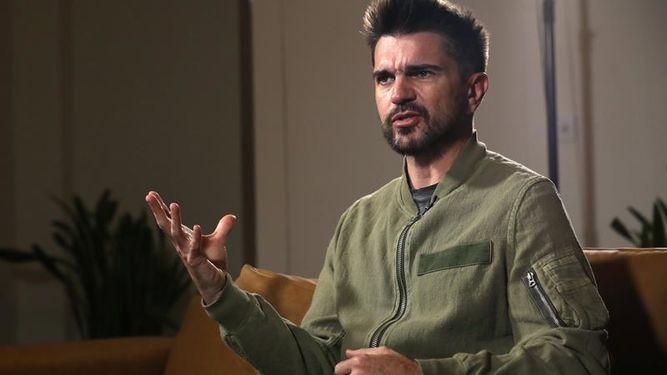 """Juanes: """"Quiero hacer el viaje del ayahuasca"""""""