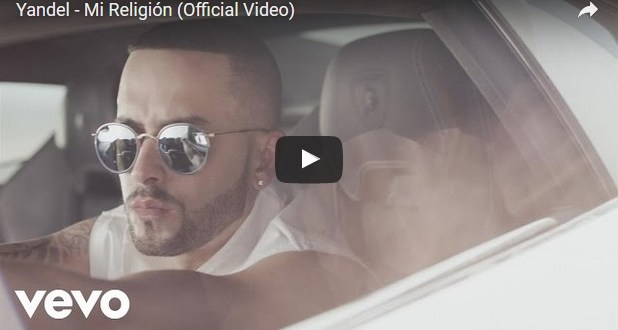 Yandel – Mi Religión (Official Video)