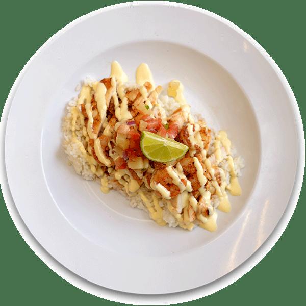 Rumbi Caribbean Chicken& Shrimp