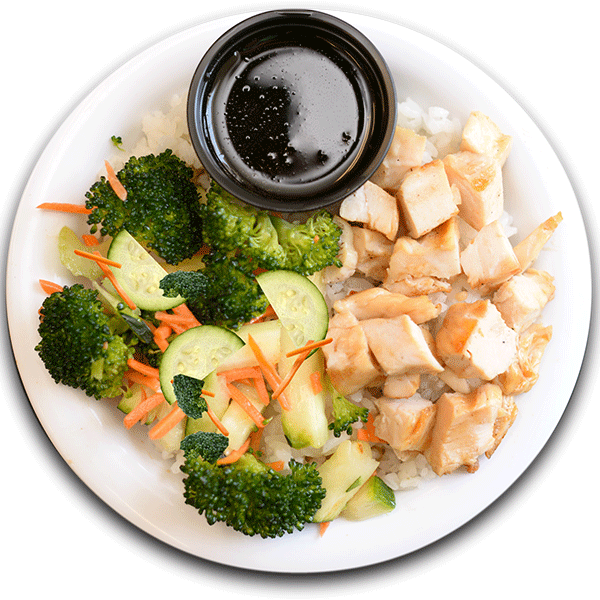 Rumbi Kids Teriyaki Chicken Rice Bowl