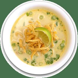 Rumbi Island Grill's Bahama Mama's Tortilla Soup
