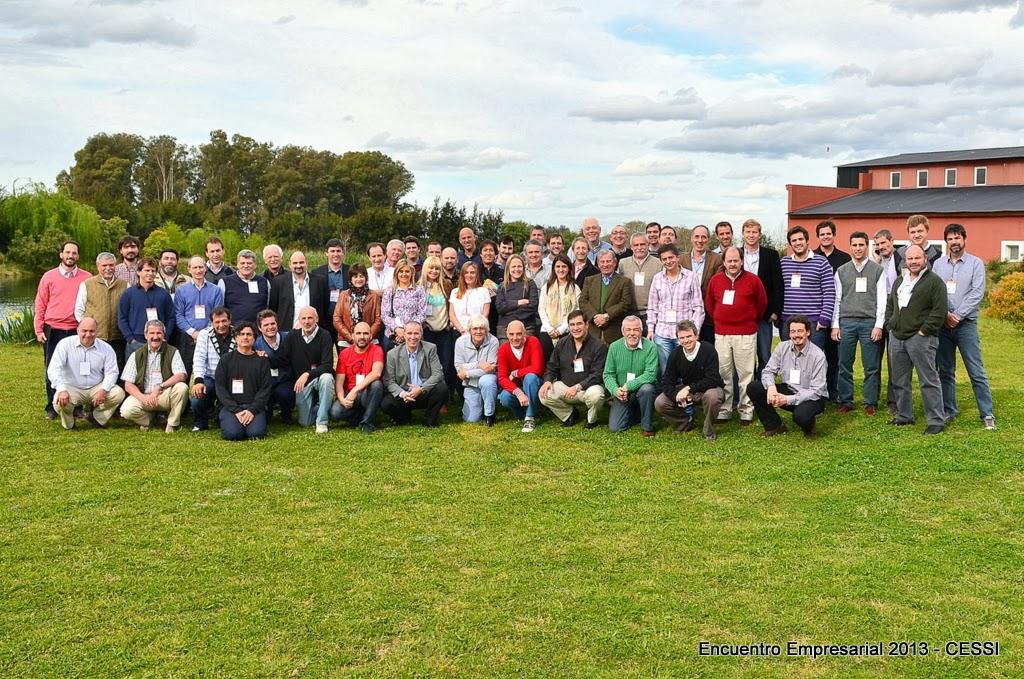 Encuentro empresarial 2013 CESSI