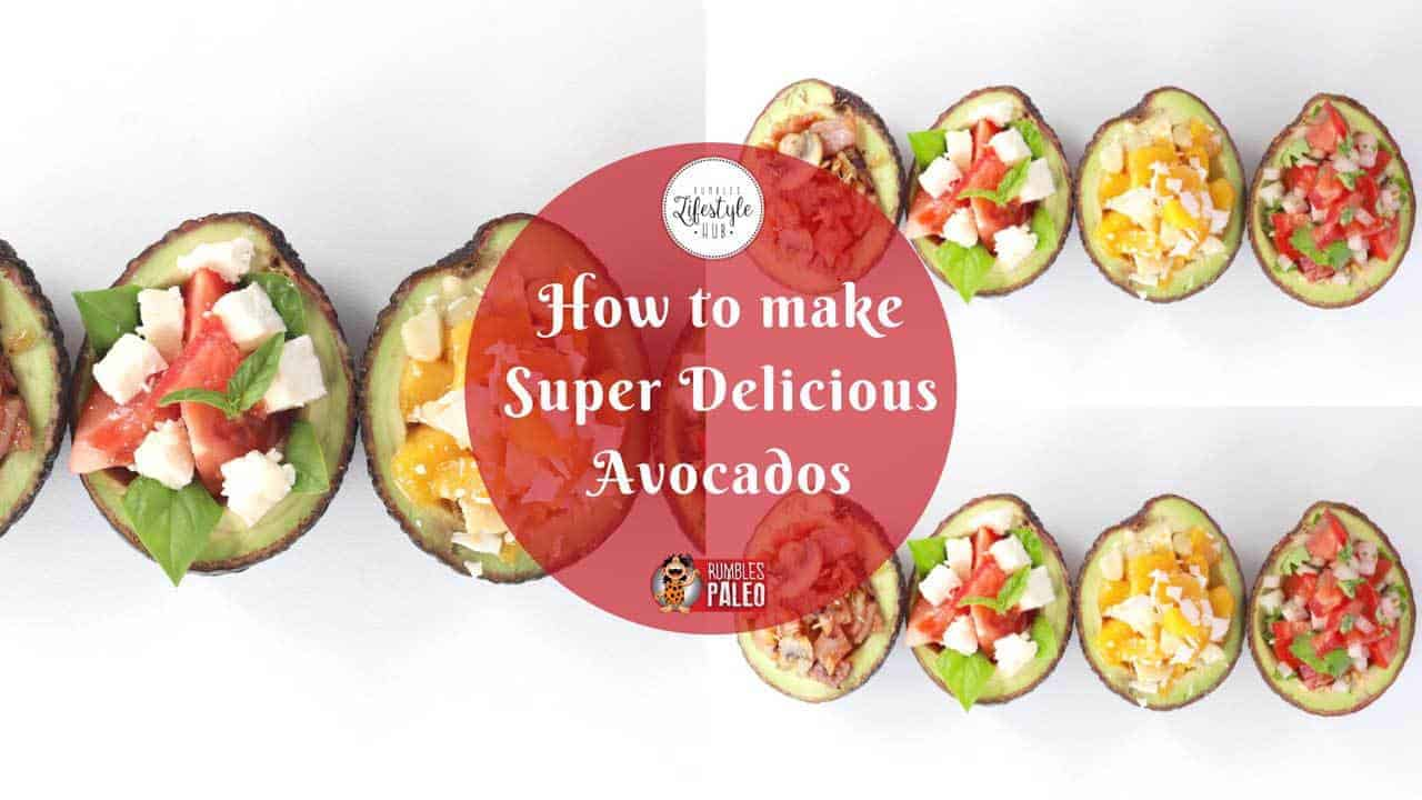 avocado recipes rumbles paleo snacks