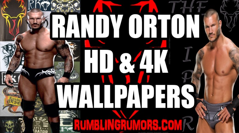 Randy Orton HD & 4K Wallpapers!
