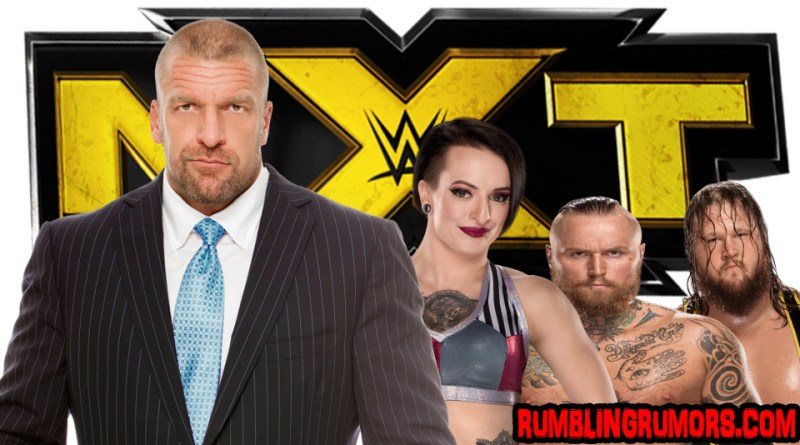"Triple H Reveals Which NXT Star He Thinks Is ""Going To Be A Player"" & William Regal Agrees."