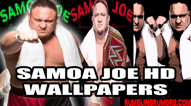 Samoa Joe HD Wallpapers!