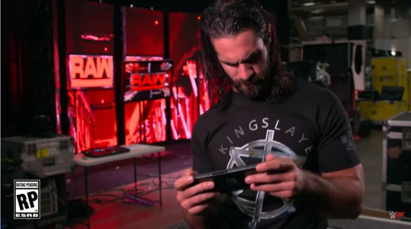 WWE2K18 IS COMING TO NINTENDO SWITCH! Seth Rollins Breaks The News & DETAILS,  Watch Now!